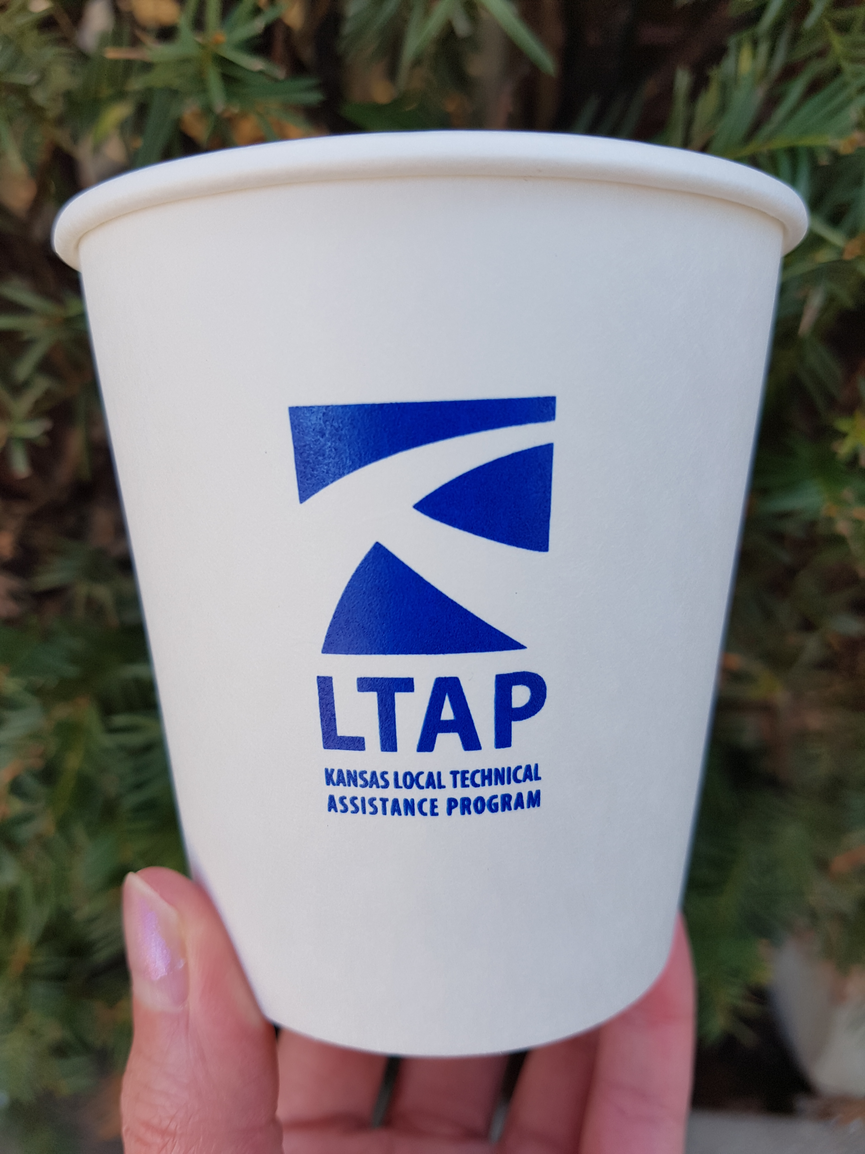 10 oz. Custom Printed Compostable Paper (100/Pack)