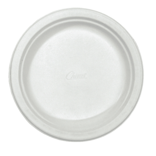 "10.375"" Chinet Paper Plate"