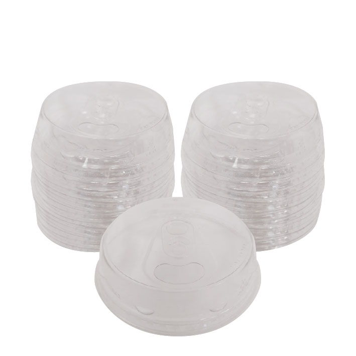 16/24 oz. Recyclable Plastic Sip Lid (100/Pack)