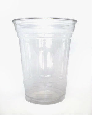 16 oz. Recyclable Plastic Cup (1,000/Case)