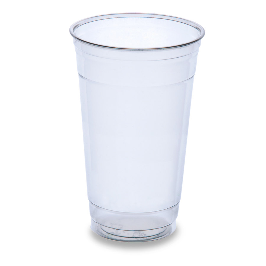32 oz. Clear Plastic Cup