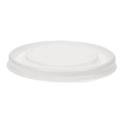5 oz. Flat Ice Cream Lid