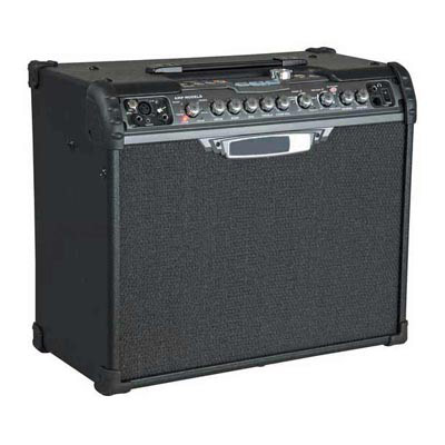 Modeling Guitar Amplifier