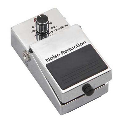 Noise Reduction Pedal