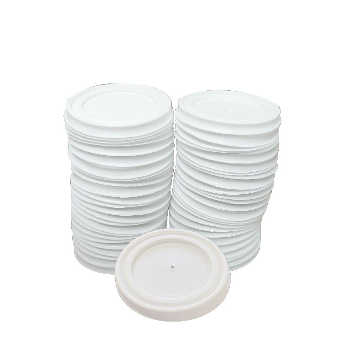 5oz Vented Lid (100/Pack)