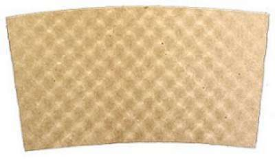 Kraft Brown Coffee Sleeve