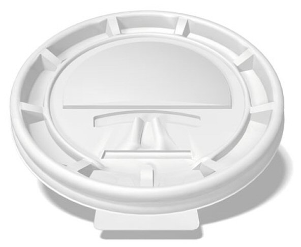 8oz Lock Back Lid