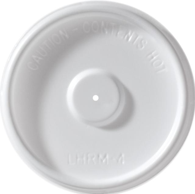 4oz Vented Lid (1,000/Case)