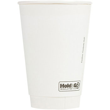 20 oz. Recyclable Paper Double Walled Cup
