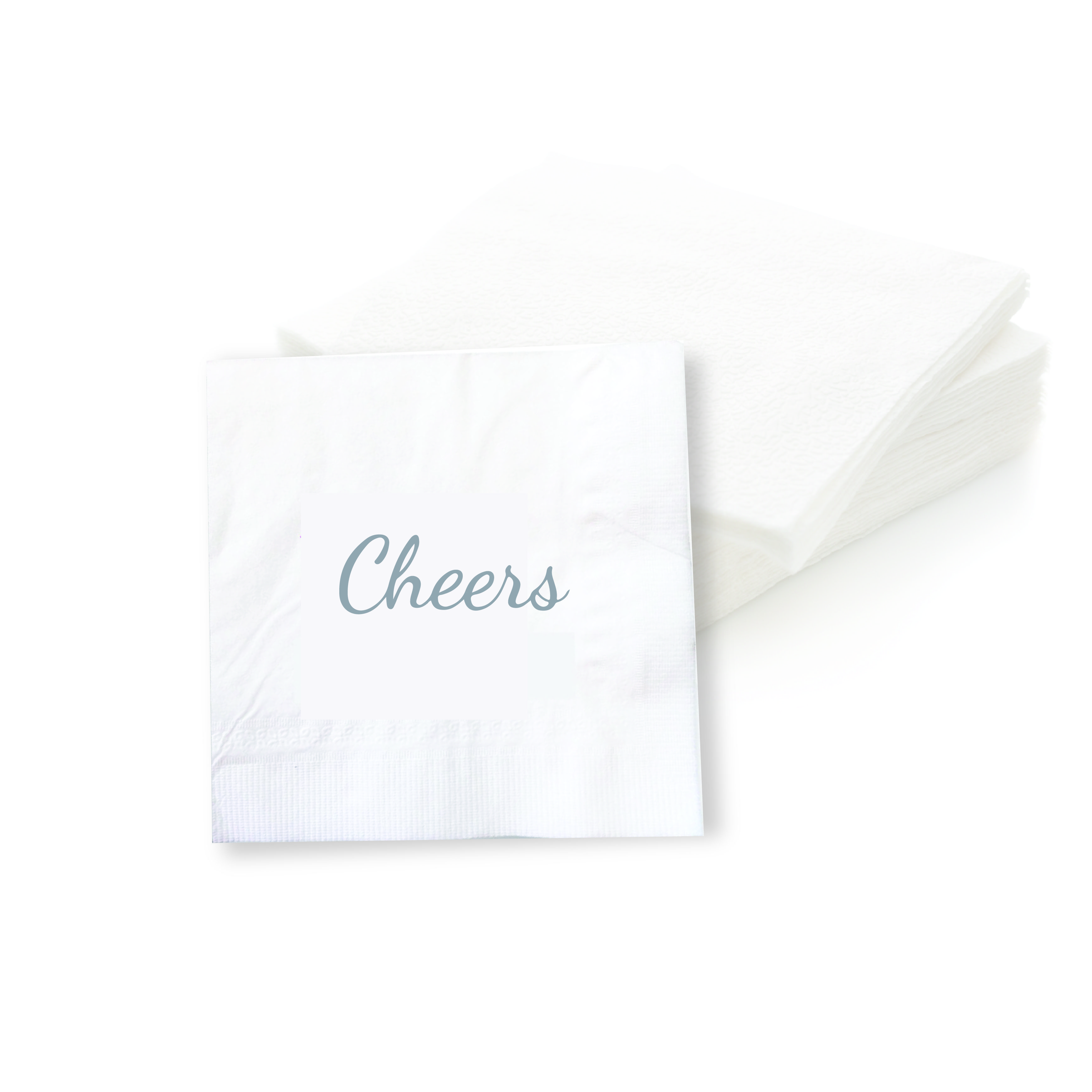 Cheers Cocktail Napkins (Set of 50 Pieces)