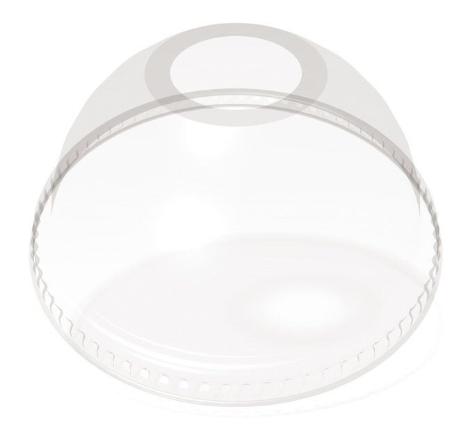 12/20 oz. Biodegradable Dome Lid